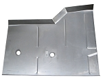 Driver Side Rear Floor Pan