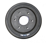 Brake Drum Rear 6-lug 1977-1991