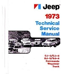 1973 Jeep Factory Service Manual