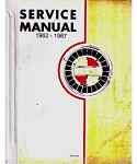 1962-1965 Jeep J-Series Factory Service Manual