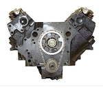 Remanufactured Long Block AMC 304 1971-1972