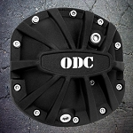 Dana 30 and Dana 27 Xtreme Series Differential Cover Powdercoated