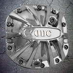 Dana 30 and Dana 27 Xtreme Series Differential Cover Polished
