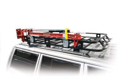 High Lift Jack Mount Roof Rack Lovequilts