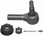 Moog Steering Tie Rod End at Pitman Arm