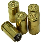Bullet Valve Stem Caps Brass