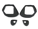 Door Handle Gaskets Only 2-door (No lock gaskets)