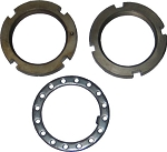 Front Wheel Bearing Hardware Kit 1977-1991