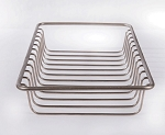 Stainless Steel Basket for M35 or M60 Icehole Coolers