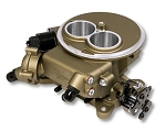 Holley Sniper 2300 EFI Self-Tuning System 2 Barrel (2bbl) Gold Finish