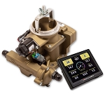 Holley Sniper EFI BBD Self-Tuning System for 258 6-Cylinder Engines Gold Finish