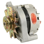 75 amp Powermaster Natural Finish Alternator 1975-1977 3