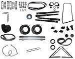 Weatherstrip Kit for 2-Door Wagoneer & Cherokee