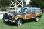 Wagonmaster Woodgrain Only, Cherry Oak