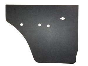 Door Panels Rear ABS Pair