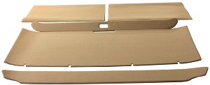 Headliner Kit with Backer Board 1963-1973 J-Truck