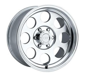 15x8 Pro Comp Series 1069 Wheels - 3.75-inch Backspacing - 6 Lug
