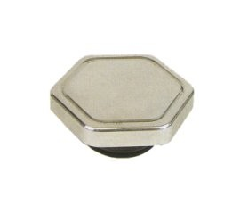Polished Aluminum Radiator Cap
