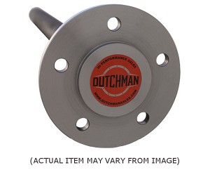 Dutchman Rear Alloy Axle Shafts AMC 20 (Single Shaft)
