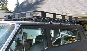"50""x72"" Safari Roof Rack Kit"