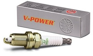 NGK GR4 V-Power Spark Plug Set