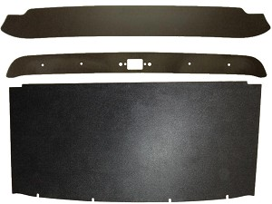3-Piece ABS Headliner Kit J-Truck 1963-1973
