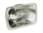 Hella European Spec (E-Code) 200mm Rectangle Headlamp