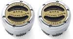 Warn Premium Locking Hubs 1974-1991 - 20990
