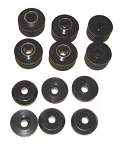 Body Mount Kit Poly 1976-1988 J-truck