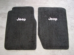 Floor Mats J-trucks 2-piece