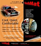 HushMat Ultra Door Kit - Black 10200