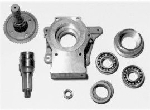 TH400 to Dana 20 and Dana 18 Adapter Kit with 3-5/32-inch Bore in Transfer Case