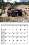 2021 Full-Size Jeep Calendar!