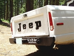 Dozer II Rear Bumper for J-Trucks