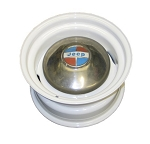 15x8 Steel Wheel Accepts Stock Jeep Hub Cap! 6-Lug
