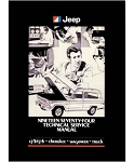 1974 Jeep Factory Service Manual
