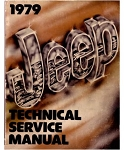 1979 Jeep Factory Service Manual