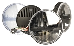 LED Headlamp 7-Inch Round by Truck-Lite 27270C