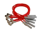 MSD Super Conductor Spark Plug Wires Stock Distributor AMC V8