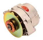 140/80 amp Powermaster Natural Finish  Alternator 1980-1991