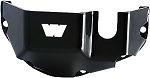 Warn Differential Skid Plate Black Powdercoat - Dana 44