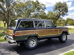 1986-1991 Grand Wagoneer Woodgrain Trim Kit