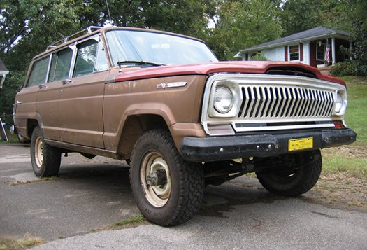 Bj S Off Road 1963 1973 Wagoneer 4 Lift Kit W Springs And Ubolts