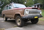 BJ's Off-Road 1963-1973 Wagoneer 4'' Lift Kit!!