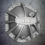 Dana 44 Xtreme Series Differential Cover Sandblasted
