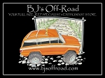 BJ's Off-Road Poster
