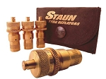 Staun Automatic Tire Deflators 1-10 PSI (Blue)