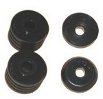 Pair Body Mount Bushings 1976-1991