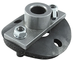 Steering Box Coupler with Rag Joint 1974-1976