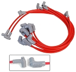 MSD Super Conductor Spark Plug Wires for HEI Cap Buick 350 V8